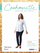 Harrison Cashmerette Sewing Pattern